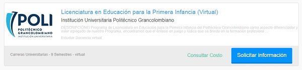 Institution of Grancolobiana Polytechnic University