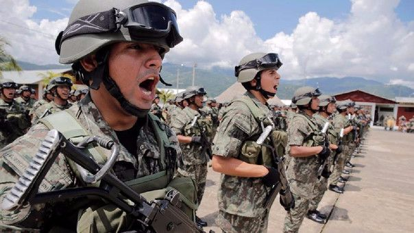 Ejército de Perú