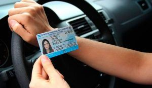Car hire documentation