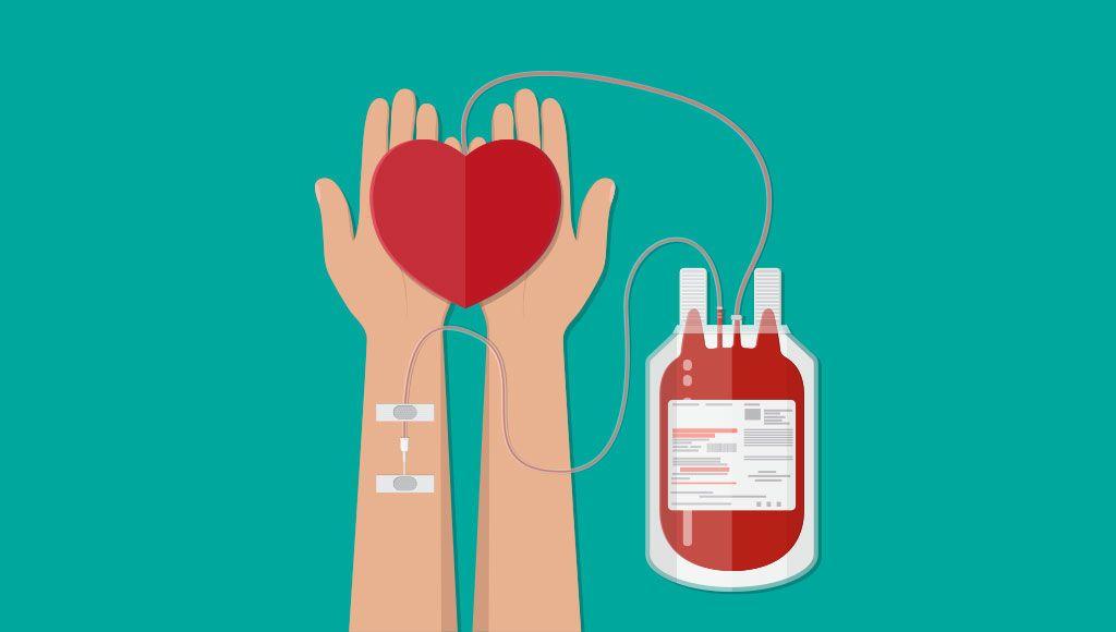 Donar Sangre vida