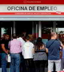 UNEMPLOYMENT OF EMPLOYEES SPAIN