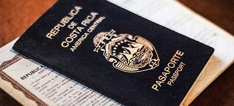Trámites y Requisitos para el pasaporte en Costa Rica