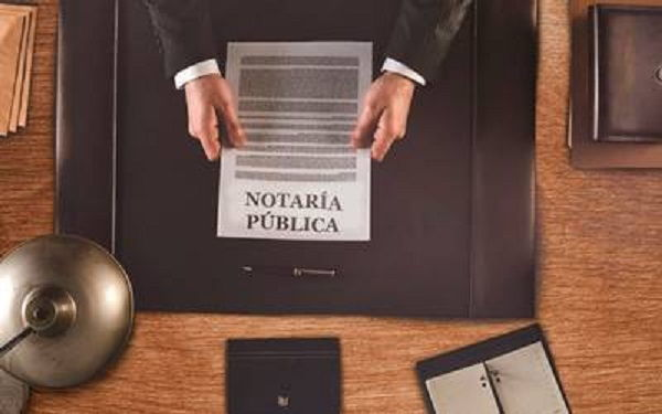 What a notary should study
