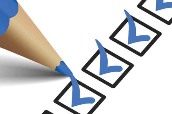 Gendarmería checklist requirements