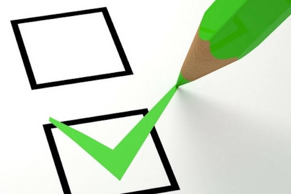 Requirements for being a merchant checklist