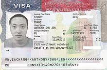 US VISA PROCEDURES AND REQUIREMENTS