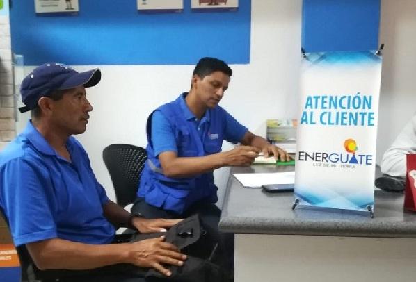 energize customer service