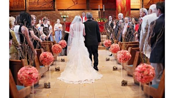 boda por iglesia