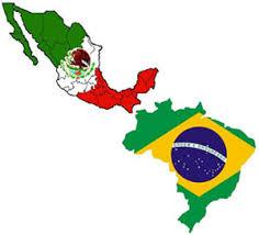 Brazil to Mexico