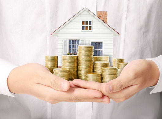 how to know if a property has debts