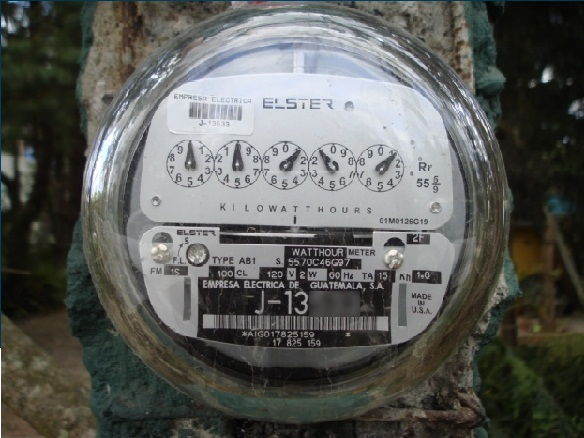 energy counter