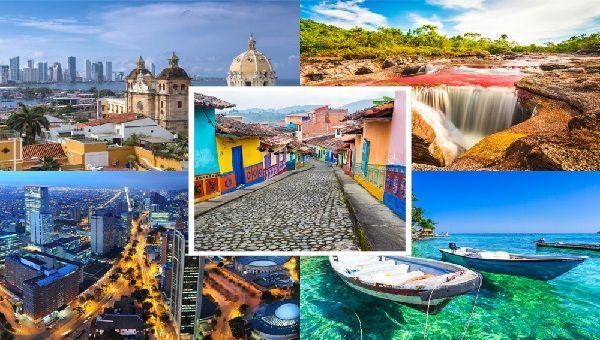 colombia tourist destinations