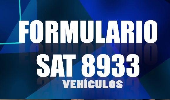 Form 8933
