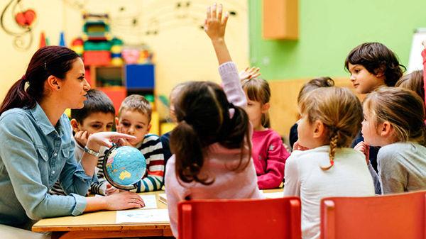 skills to work with children
