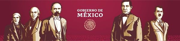 What are the Secretaries of State that the Government of Mexico has