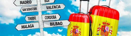 options and requirements for entering Spain