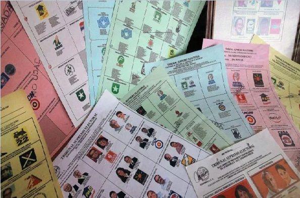 electoral ballots