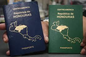 Tramites y Requisitos para el pasaporte en Honduras