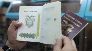 pasaporte y visa mexicana
