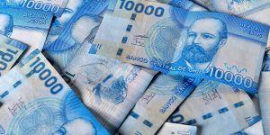 Chilean pesos