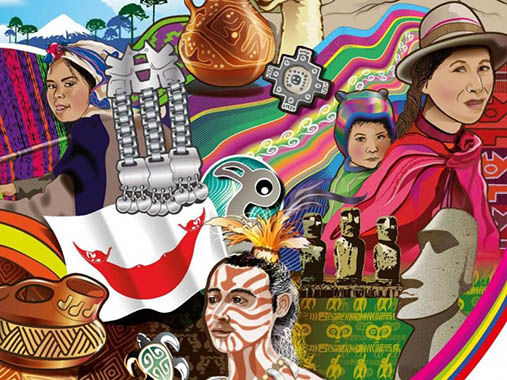 Certificado de aceditación Conadi – Indígenas en Chile