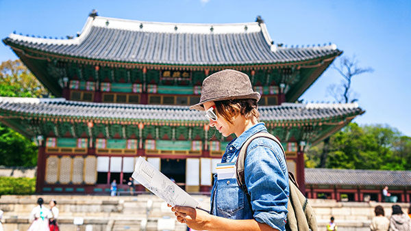 recommendations for traveling to South Korea