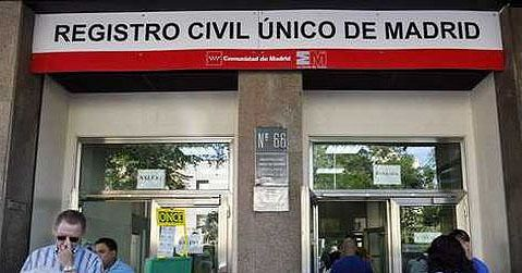 registro civil central de madrid