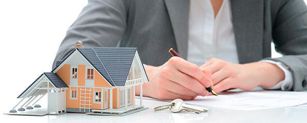 registration of a property