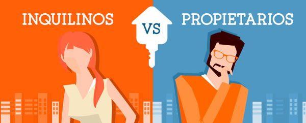 relacion entre arrendatario y arrendador