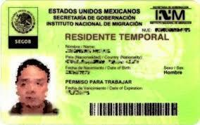 residente temporal mexicano