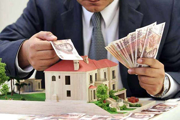 whether a property has debts