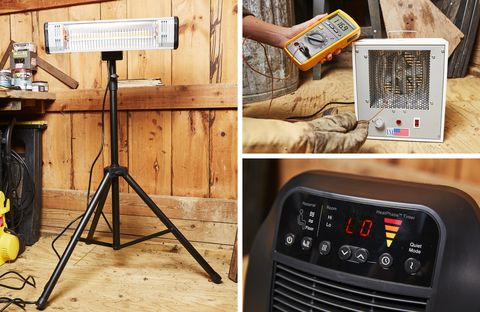 Space Heater Testing