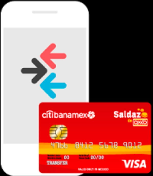 Difference between an OXXO Saldazo card and a Saldazo transfer account?