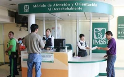 Requirements for registering with IMSS online