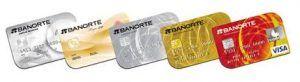 Banorte credit card