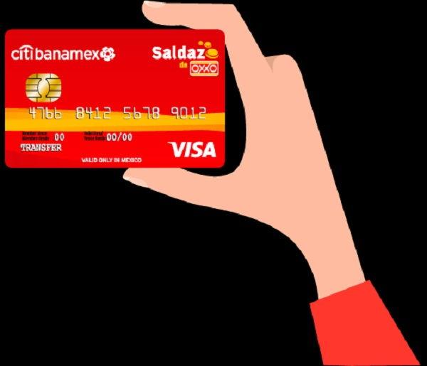 If I already have my Saldazo Card, do I already have a Transfer Banamex account?